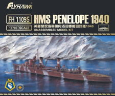 Flyhawk 1/700 HMS Penelope 1940 w/Full Hull