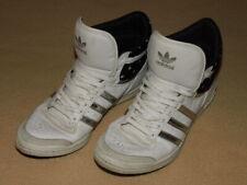 Weiß Türkise Adidas Sneaker – Sleek Series
