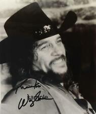 WAYLON JENNINGS REPRINT 8X10 AUTOGRAPHED SIGNED PHOTO PICTURE COLLECTIBLE RP