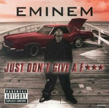 Eminem Just don't give a f*ck (US, 5 vers)  [Maxi-CD]