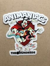 The hundreds  X The Animaniacs Sticker