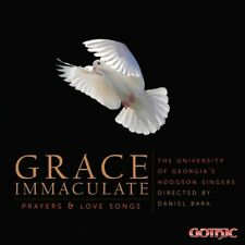 Grace Immaculate: Prayers & Love Songs [New CD]