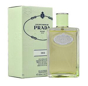 Prada Infusion D`Iris  100ml Eau de Parfum Spray Neu & Originalverpackt