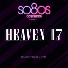 So80s (così Eighties) presents Heaven 17 (Blank & Jones) CD 2011