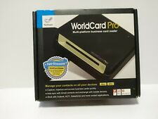 PenPower WorldCard Pro WCU02A Business Card Reader with Activation Code