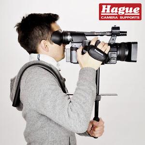 Hague Camera Shoulder Mount Support Rig, Professional Steadymount Grip (CSM)