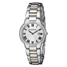 Raymond Weil Women's Watch Jasmine Diamond Silver Tone Dial 5229-S5S-01659