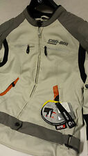 NEW GENUINE CAN-AM LADIES CALIBER JACKET COAT ICE SMALL 4406000438 #C25