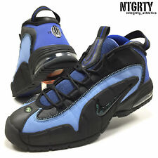 Nike Air Max Penny 1 Hoop Pack 11.5 Mens Basketball Shoes Black Blue 313247-401