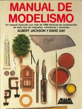 MANUAL DE MODELISMO,  ALBERT JACKSON -DAVID DAY.  BLUME. Nuevo.