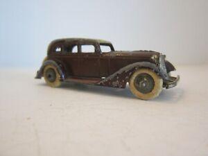 TootsieToy Graham 5 wheel Convertible Sedan 1933-39  #0515