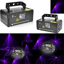 SUNY Remote DM-V150 Laser Stage Projector Disco Lighting Scanner DJ Party Light