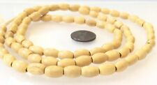 84 Amazing Natural Rosewood Wood Beads Rice Oval Beads 9x6mm jewelry Supplies