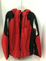 SPYDER-Boys Sz 20 Winter Ski Jacket/Snow Board Coat- RED