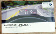 BMW OEM E81 F22 E90 F30 F32 F10 X1 X3 X4 HUD Heads-Up Display Retrofit Kit NEW
