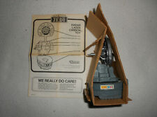 STAR WARS VINTAGE RADAR LASER CANNON TOY ROTJ KENNER MINI-RIG AND INSTRUC