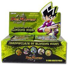 Duel Masters TCG - Shadowclash of Blinding Night DM-04 Cards - You Choose