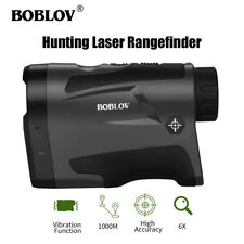 LF1000S 6x22 Optical Hunting Laser Range Finder Continuous Measurement Monocular