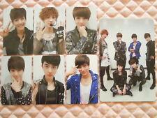 EXO EXO-K 1st Mini Album MAMA Photocard Set Baekhyun Chanyeol Sehun Suho DO Kai