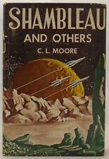 Shambleau - C. L. Moore - Gnome Press - First Edition - HC/DJ