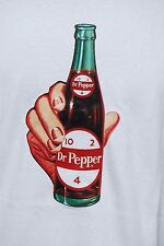 GRAPHIC retro art vintage Mens Cotton T Shirt ,DR.PEPPER , S,M,L ,XL