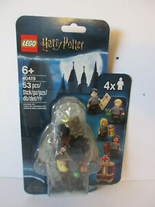 LEGO Harry Potter 40419 HOGWARTS STUDENTS PACK With Exclusive Hannah Abbott