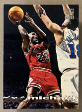 93-94 Topps Stadium Club Michael Jordan #169