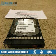 """HP 512744-001 518022-002 507129-009 146GB DP 15K SAS 2.5/"""" New HP Seal intact"""