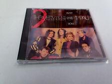 """T'PAU """"HEART AND SOUL THE VERY BEST OF T'PAU"""" CD 12 TRACKS COMO NUEVO"""