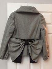 Babylone Jacket Coat Made In Italy Size 40 Europe USA S