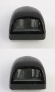 New Pair Dorman 68168 (2) License Plate Lens GM 15805196 22794700 22788117