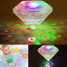 Bathroom LED Light Kids Baby Color Changing Toys Waterproof In Tub Bath Time Fun