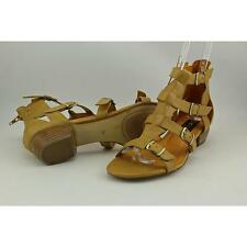 Everybody By BZ Moda Maditto Women US 8.5 Nude Pre Owned  1876