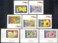 Vanuatu 2006 Flores/plantas/árboles/Vides/La Naturaleza/Lily/Hibiscus 8v Conjunto S/a (n43194)