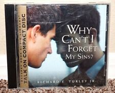 Why Can't I Forget My Sins? Audiobook CD by Richard E. Turley LDS Mormon