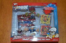 NEW! Tech Deck Dude Evolution Clash Cubes  #071 Eddie & Butch #117 Mikey & Petro