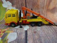 Matchbox SuperKings K-43/3 Mercedes Log Truck. c1981