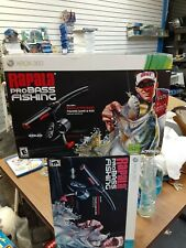 New Rapala Pro Bass Fishing Game And Rod Wireless Controller