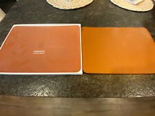 Apple Leather Sleeve for MacBook Pro 15 - Saddle Brown