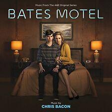 Bates Motel / Tv O.S.T. (2014, CD NIEUW) Music BY Chris Bacon
