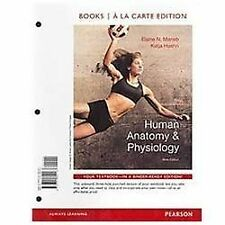 Human Anatomy & Physiology, Books a la Carte Edition (9th Edition) by Hoehn, Kat