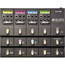 New Line 6 M13 Stompbox All In One Modeler Guitar Multi-Effects Processor Pedal