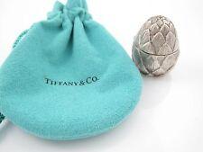 Tiffany & Co Raro Plata Alcachofa Pastillero