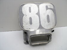 #4030 Yamaha WR200 WR 200 Headlight Housing & Rubber Hold-down Straps