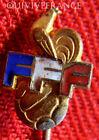 BG4862 - INSIGNE FEDERATION FRANCAISE DE FOOTBALL