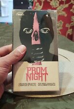 Prom Night VHS Horror MCA  1st Release Videocassette Inc. Rare