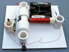 DIY SIMPLE REED SWITCH MOTOR KIT #3 SCIENCE FAIR PROJECT ELECTRICITY EDUCATIONAL