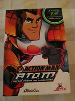 Action Man Atom Alpha Teens on Machines 13 Episodios - 4 x DVD - T