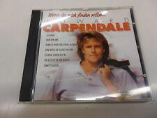 Cd   Wenn du mich finden willst  Howard Carpendale