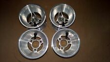 "CRG NEW 4-PIECE SET Cadet Kart Aluminum Wheels 5"" x 115mm / 140mm"
